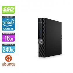 Dell Optiplex 7040 Micro - Ubuntu / Linux