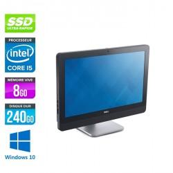 PC Tout-en-un Dell Optiplex 9020 AIO - Windows 10
