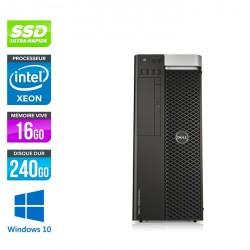 Dell Precision T5600 - Windows 10