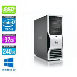 Dell Precision T7500 - Windows 10