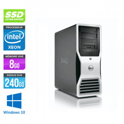 Dell Precision T7500 - Windows 10