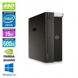 Dell Precision T5810 - Windows 10