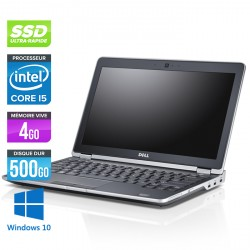 Dell Latitude E6220 - Windows 10