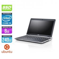 Dell Latitude E6220 - Ubuntu / Linux