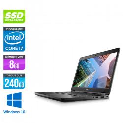 Dell Latitude 5491 - Windows 10