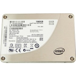 SSD Intel 520 Series 180GB - SATA III 6GB/s