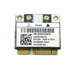 Carte WIFI Broadcom DW 1504 - Dell 086RR6