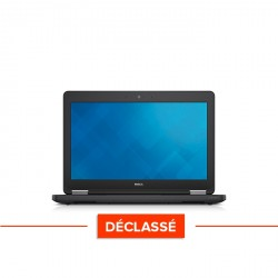 Dell Latitude E5250 - Windows 10 - Déclassé
