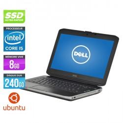 Dell Latitude E5430 - Ubuntu / Linux