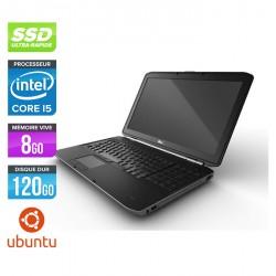 Dell Latitude E5520 - Ubuntu / Linux