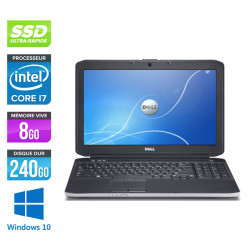 Dell Latitude E5530 - Windows 10