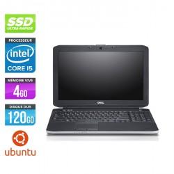 Dell Latitude E5530 - Ubuntu / Linux