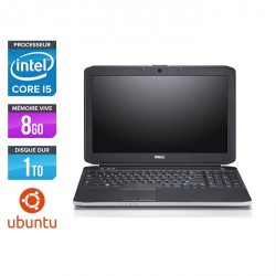 Dell Latitude E5530 - Linux