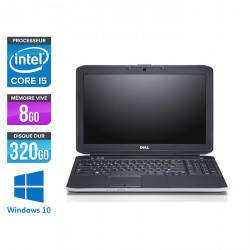 Dell Latitude E5530 - Windows 10