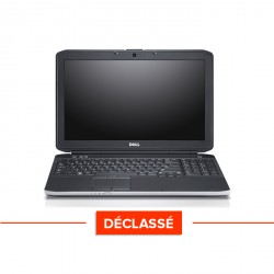 Dell Latitude E5530 - Windows 10 - Déclassé