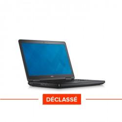 Dell Latitude E5550 - Windows 10 - Déclassé