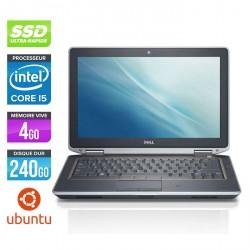 Dell Latitude E6320 - Ubuntu / Linux