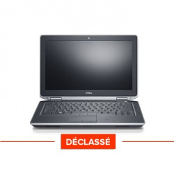 Dell Latitude E6330 - Windows 10 - Déclassé