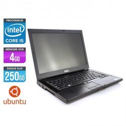 Dell Latitude E6410 - Ubuntu / Linux