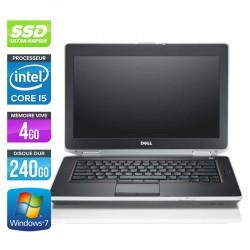 Dell Latitude E6420 - SSD