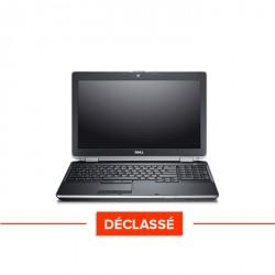 Dell Latitude E6540 - Windows 10 - Déclassé