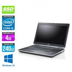 Dell Latitude E6530 - Windows 10
