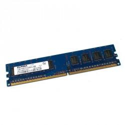 ELPIDA - DIMM - EBE10UE8AFFA-8G-F - 1 Go - PC2-6400U - DDR2