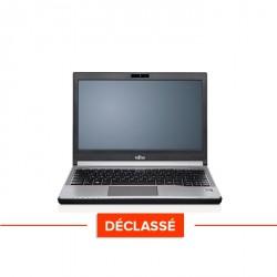 Fujitsu LifeBook E734 - Windows 10 - déclassé