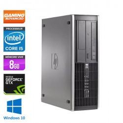 HP Elite 8100 SFF - Gamer - Windows 10