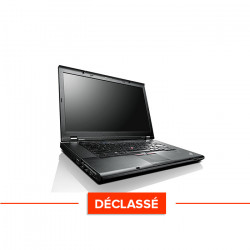 Lenovo ThinkPad W540 - Windows 10 - Déclassé
