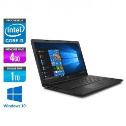 HP NoteBook 15-da0025nf - Windows 10
