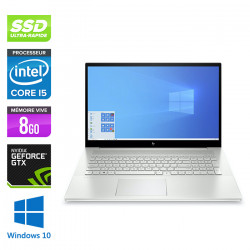HP Envy Laptop 17-cg0000nf - Windows 10
