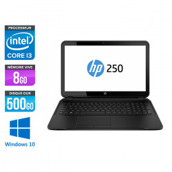 HP 250 G4 - Windows 10