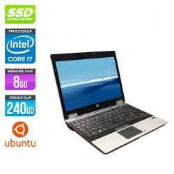 HP EliteBook 2540P - Ubuntu / Linux