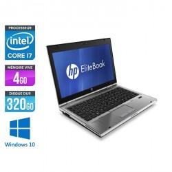 HP EliteBook 2560P - Windows 10