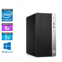 HP ProDesk 400 G5 Tour - Windows 10