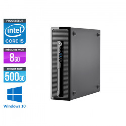 HP EliteDesk 400 G1 SFF - Windows 10