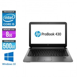 HP ProBook 430 G1 - Windows 10