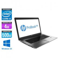 HP Probook 470 G1 - Windows 10