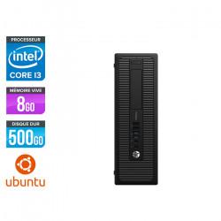 HP ProDesk 600 G1 SFF - Ubuntu / Linux