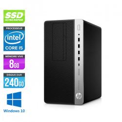 HP ProDesk 600 G4 Tour - Windows 10