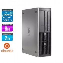 HP 6200 Pro SFF - Ubuntu / Linux
