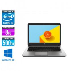 HP ProBook 640 G1 - Windows 10
