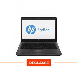 HP ProBook 6470B - Windows 10 - Déclassé