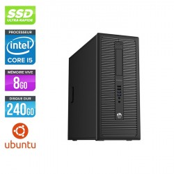 HP EliteDesk 800 G1 Tour - Ubuntu / Linux