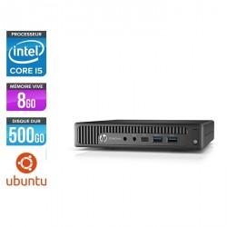 HP EliteDesk 800 G2 DM - Ubuntu / Linux