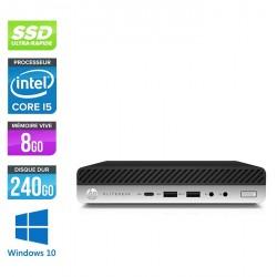 HP EliteDesk 800 G4 DM - Windows 10