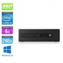 HP EliteDesk 800 G1 SFF - Windows 10