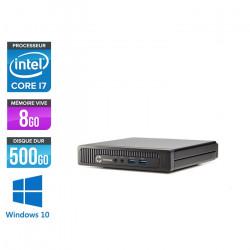HP EliteDesk 800 G1 USDT - Windows 10