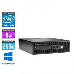 HP EliteDesk 800 G2 SFF - Windows 10